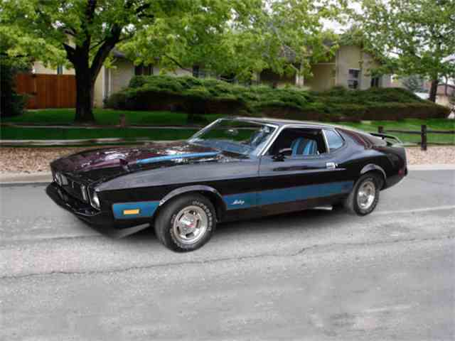 1973 Ford Mustang Mach 1 | 900567