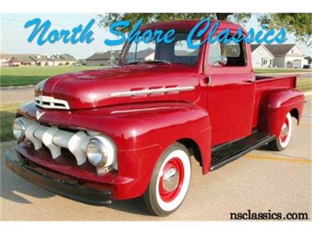 1951 Ford F1 | 905672