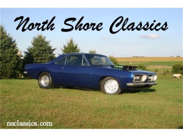 1967 Plymouth Barracuda | 905674