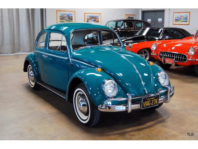 a picture review of the volkswagen beetle from 1932 to 1960 autos post. Black Bedroom Furniture Sets. Home Design Ideas