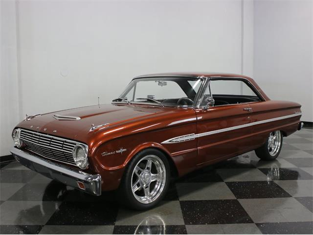 Classic Ford Falcon For Sale On Classiccars Com 64 Available