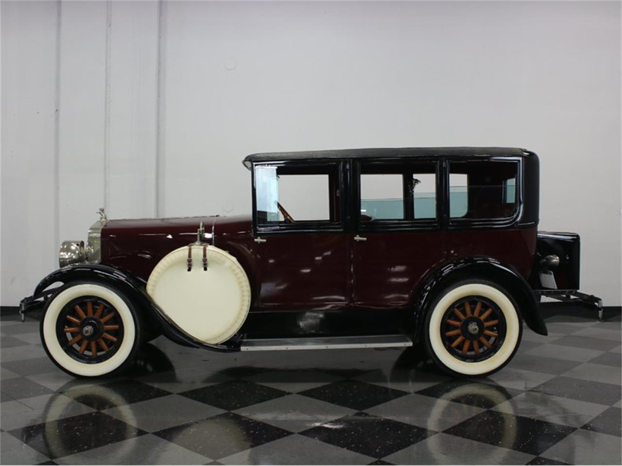 Car of the Week: 1927 Franklin