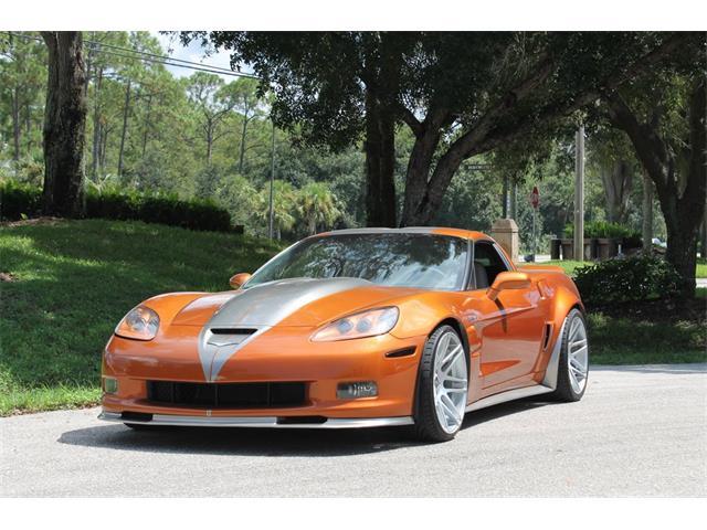2007 Chevrolet Corvette | 905693