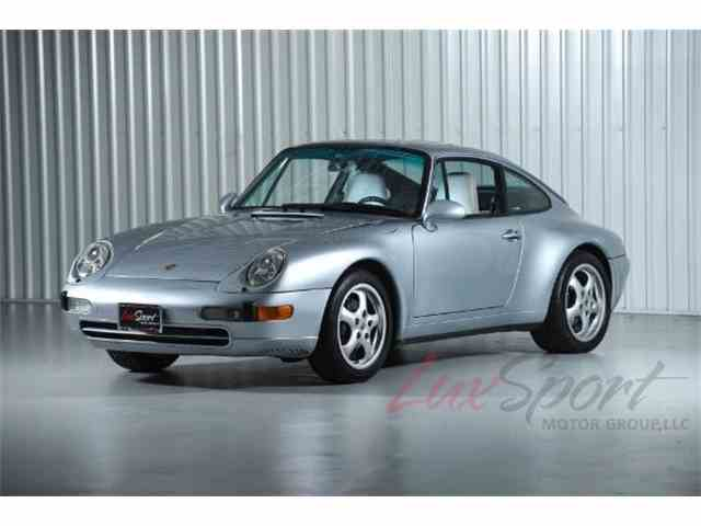1995 Porsche 993 Carrera 2 Coupe | 905694