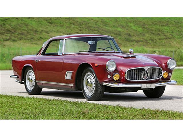 1960 Maserati 3500 GT by Touring | 905696