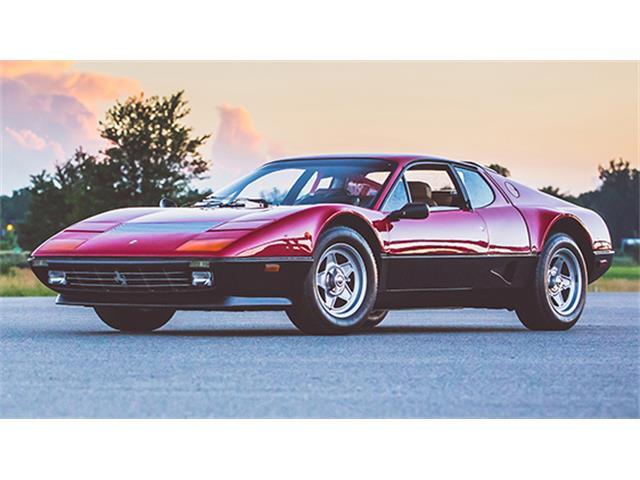 1983 Ferrari 512 BBI | 905701