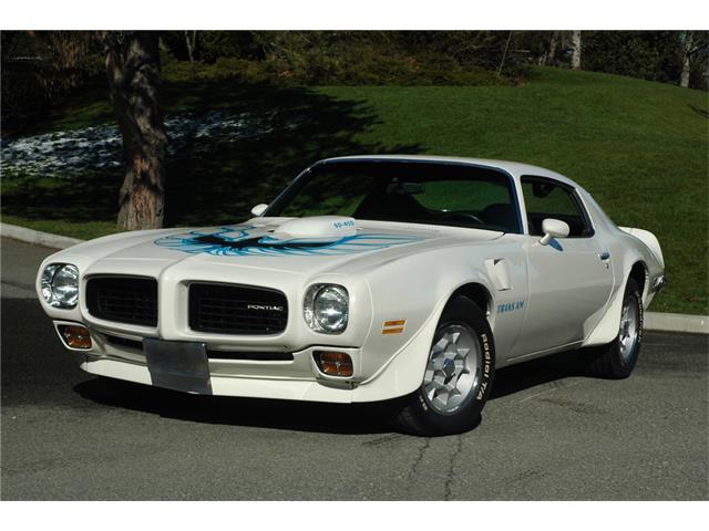 1973 Pontiac Firebird Trans Am | 905717