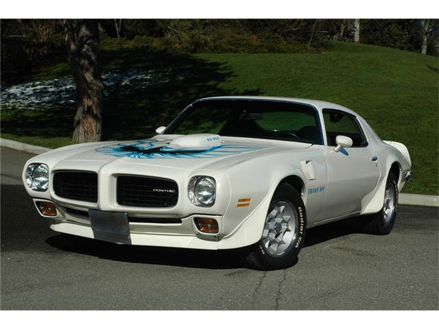 1973 Pontiac Firebird Trans Am | 905717