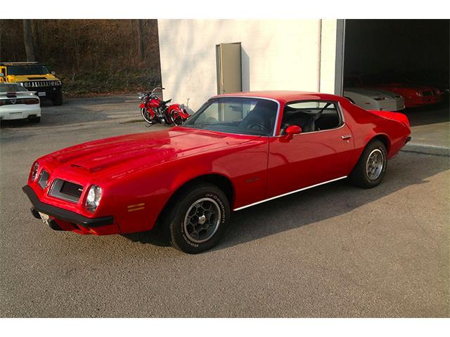 1974 Pontiac Firebird Formula | 905719