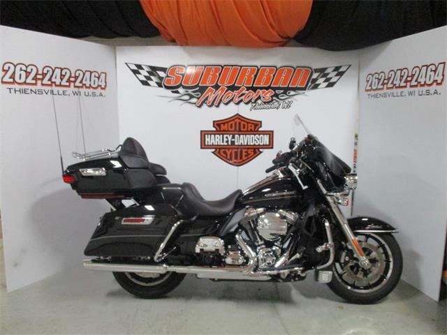 2016 Harley-Davidson® FLHTK - Ultra Limited | 905731