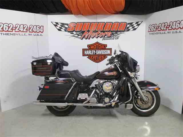 1992 Harley-Davidson® FLHTC - Electra Glide® Classic | 905733