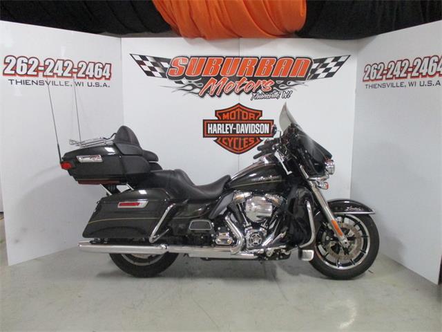 2016 Harley-Davidson® FLHTK - Ultra Limited | 905738