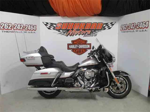 2015 Harley-Davidson® FLHTK - Ultra Limited | 905739