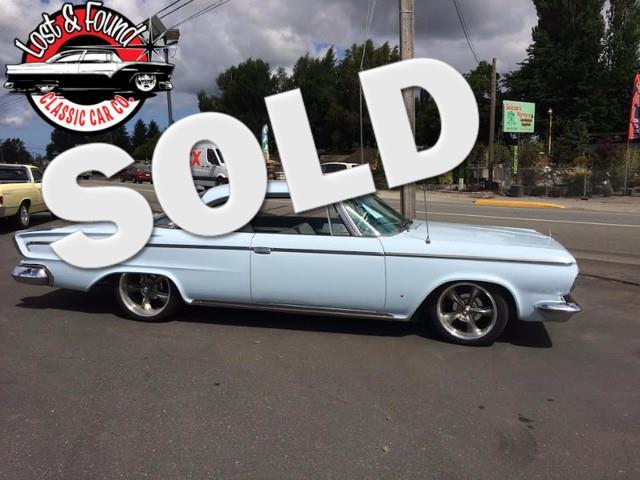 1963 Dodge Custom 880   905743