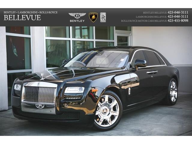 2010 Rolls-Royce Silver Ghost | 905744
