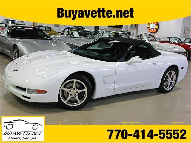 2004 Chevrolet Corvette | 905762