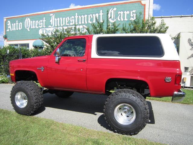 1981 Chevrolet Blazer | 905764