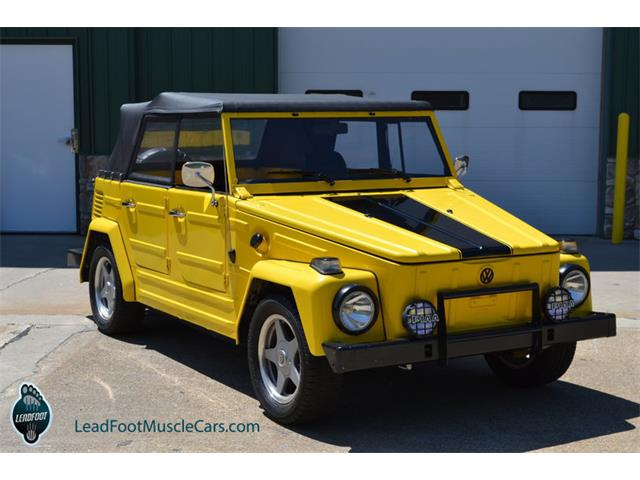 1973 Volkswagen Thing | 905766