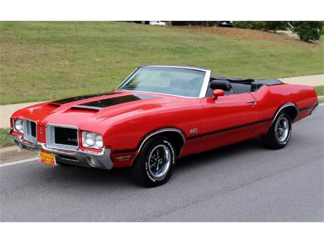 1971 Oldsmobile Cutlass | 905767