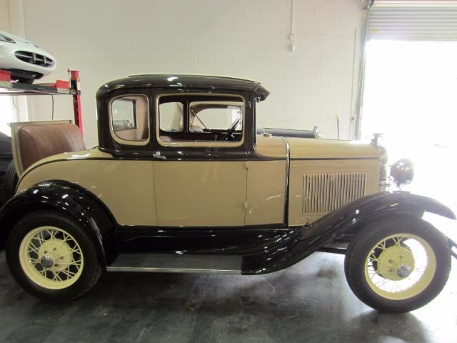 1930 Ford Model ACoupe | 905776