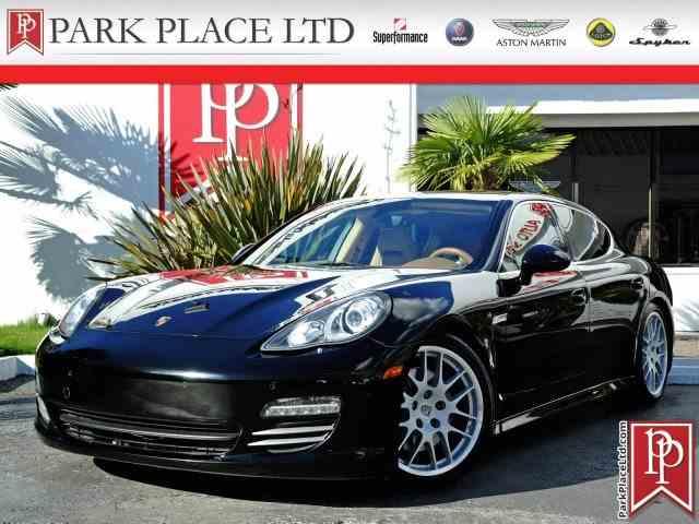 2010 Porsche Panamera | 905786