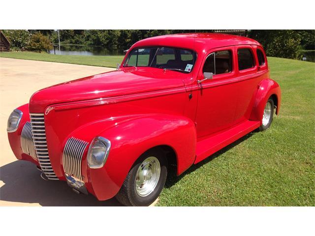 1939 Nash Ambassador | 900579