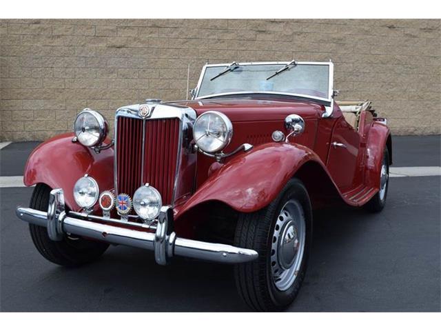 1952 MG TD | 905796