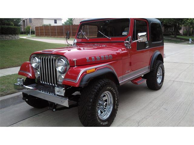 1983 Jeep CJ7 | 900580