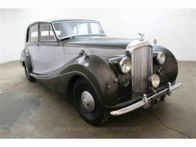 1951 Bentley Mark VI | 905808