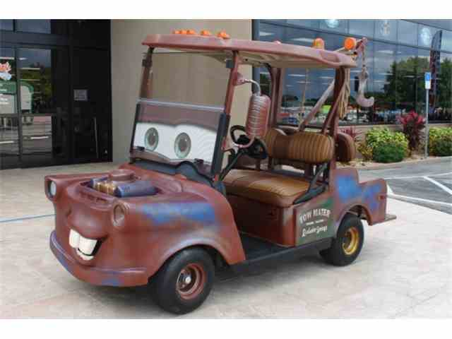 2013 Z EZ-GO RXV Tow Mater Golf Cart | 905812