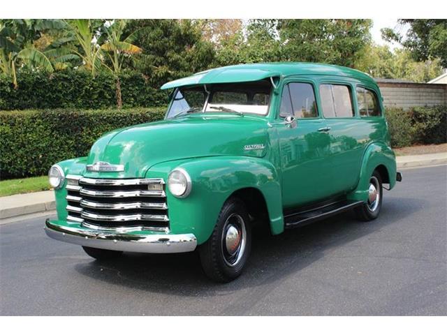 1952 Chevrolet Suburban | 905832