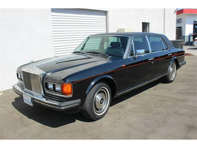1986 Rolls-Royce Silver Spirit | 905833