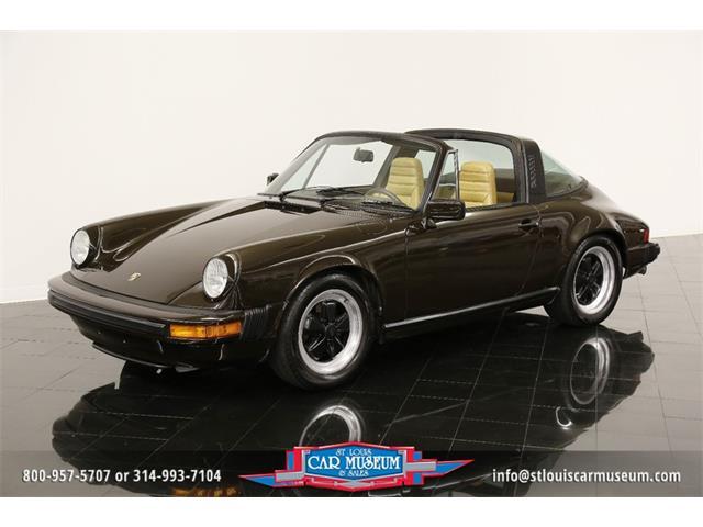 1980 Porsche 911SC Targa Coupe | 905834