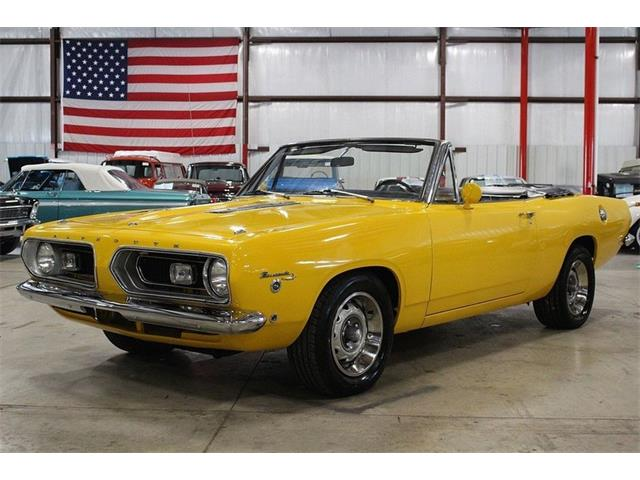 1968 Plymouth Barracuda | 905837