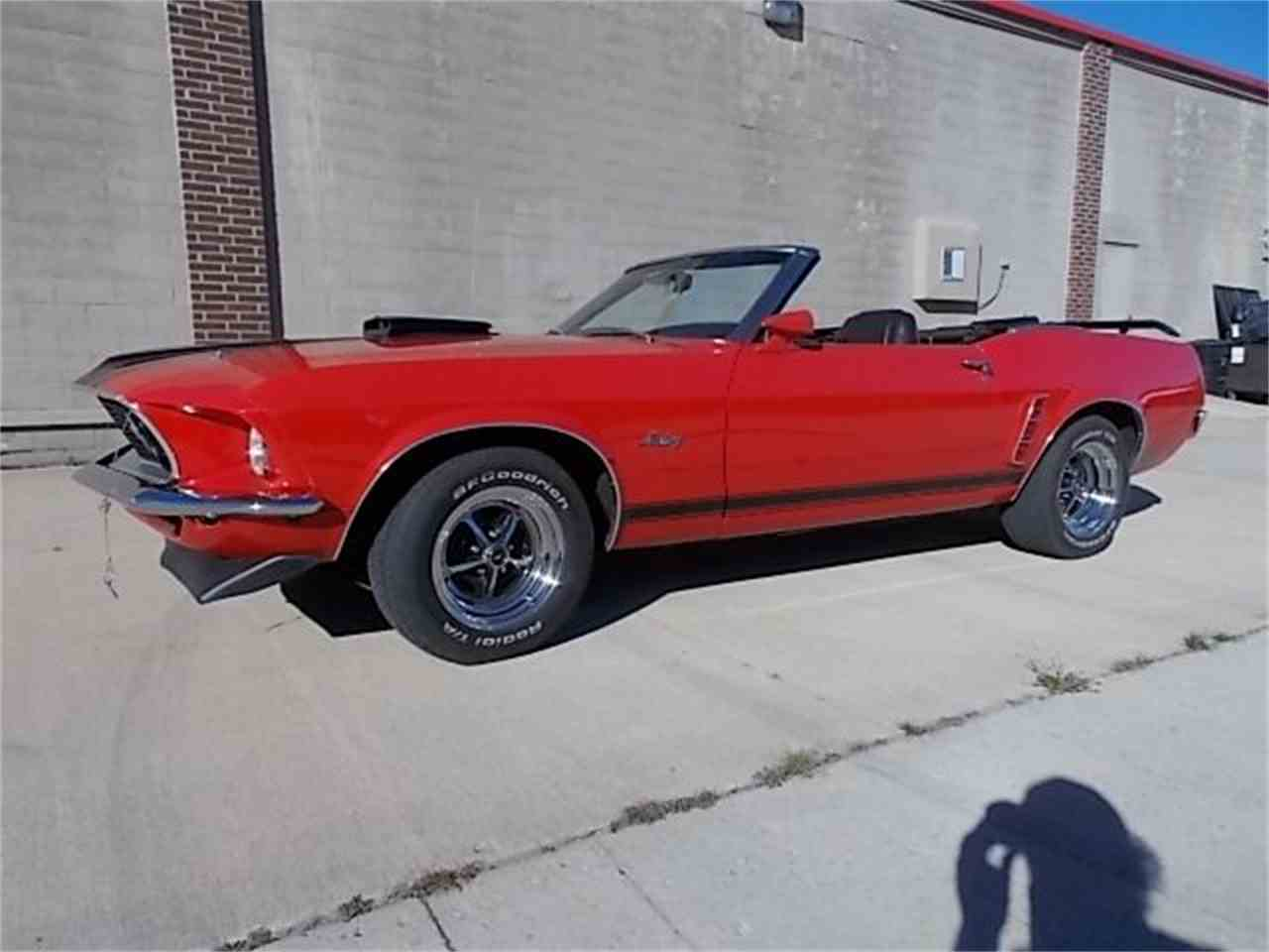 Large Picture of '69 Mustang - JEY9