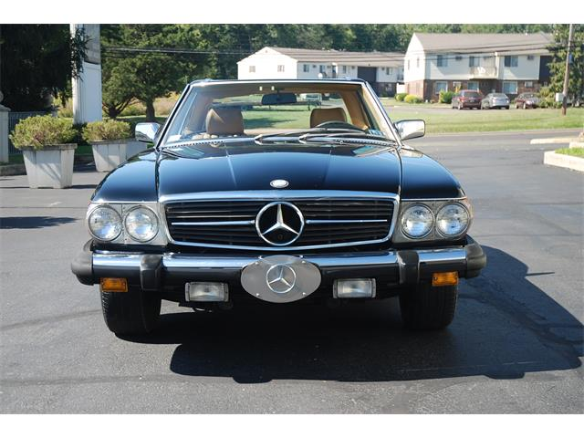 1984 Mercedes-Benz 380SL | 905847