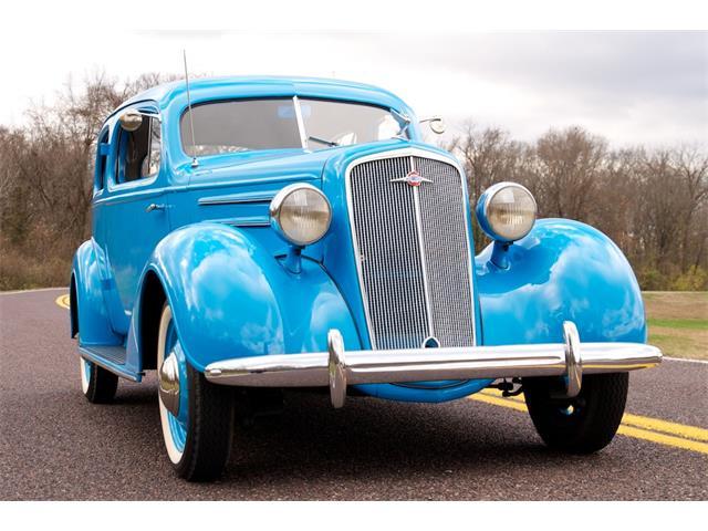 1935 Chevrolet Deluxe | 905854