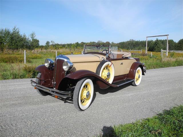 1931 Chrysler CM-6 | 905867