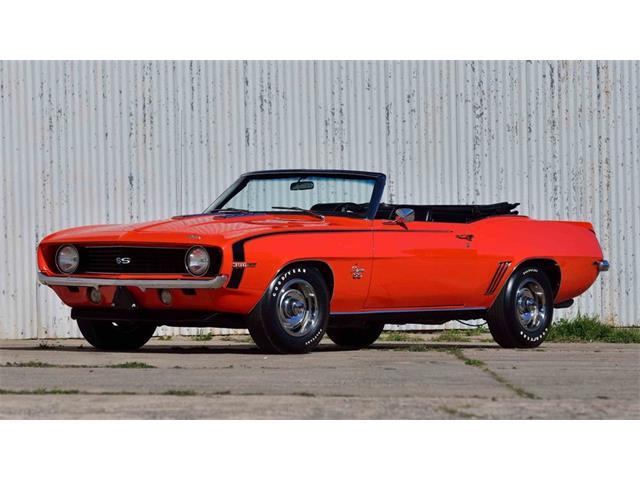 1969 Chevrolet Camaro SS | 900587