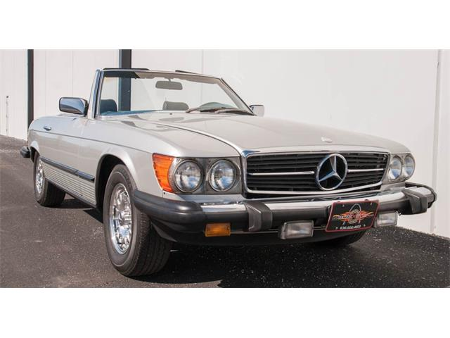 1981 Mercedes-Benz 380SL | 905874