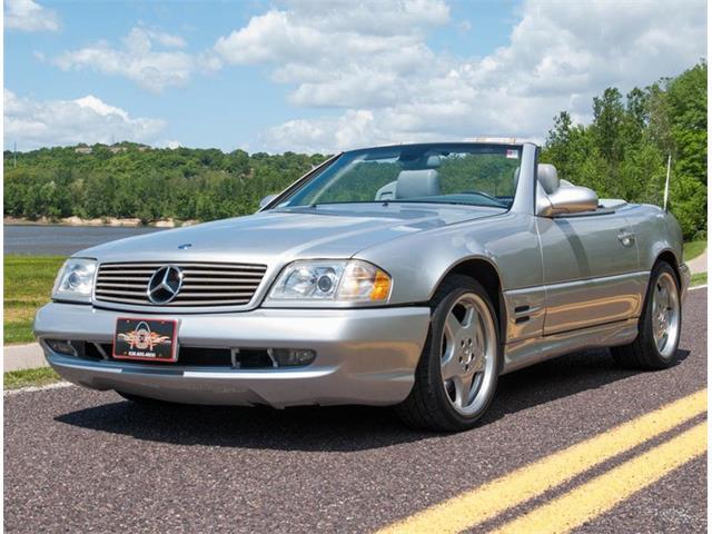 2001 Mercedes-Benz 500SL | 905878