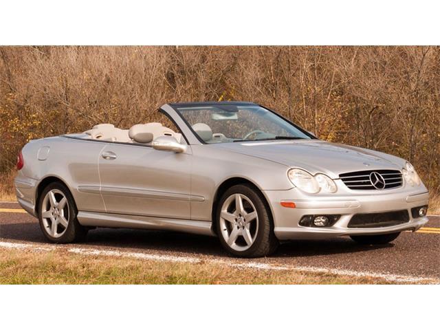 2005 Mercedes-Benz CLK500 | 905880