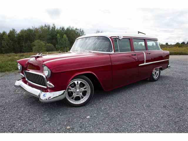 1955 Chevrolet Station Wagon | 905890