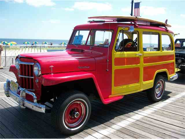 1960 Willys Utility Wagon | 905895