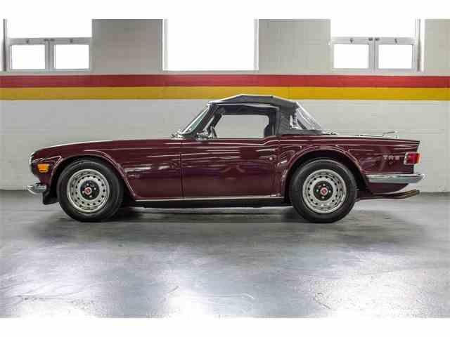 1970 Triumph TR6 | 905901