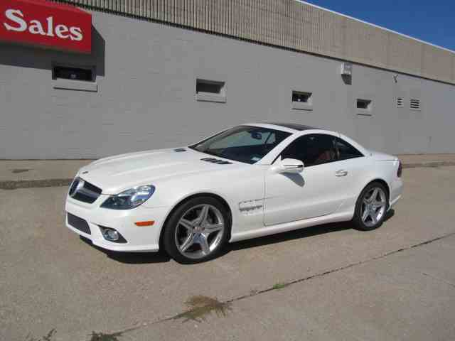 2009 Mercedes-Benz SL55 | 905904