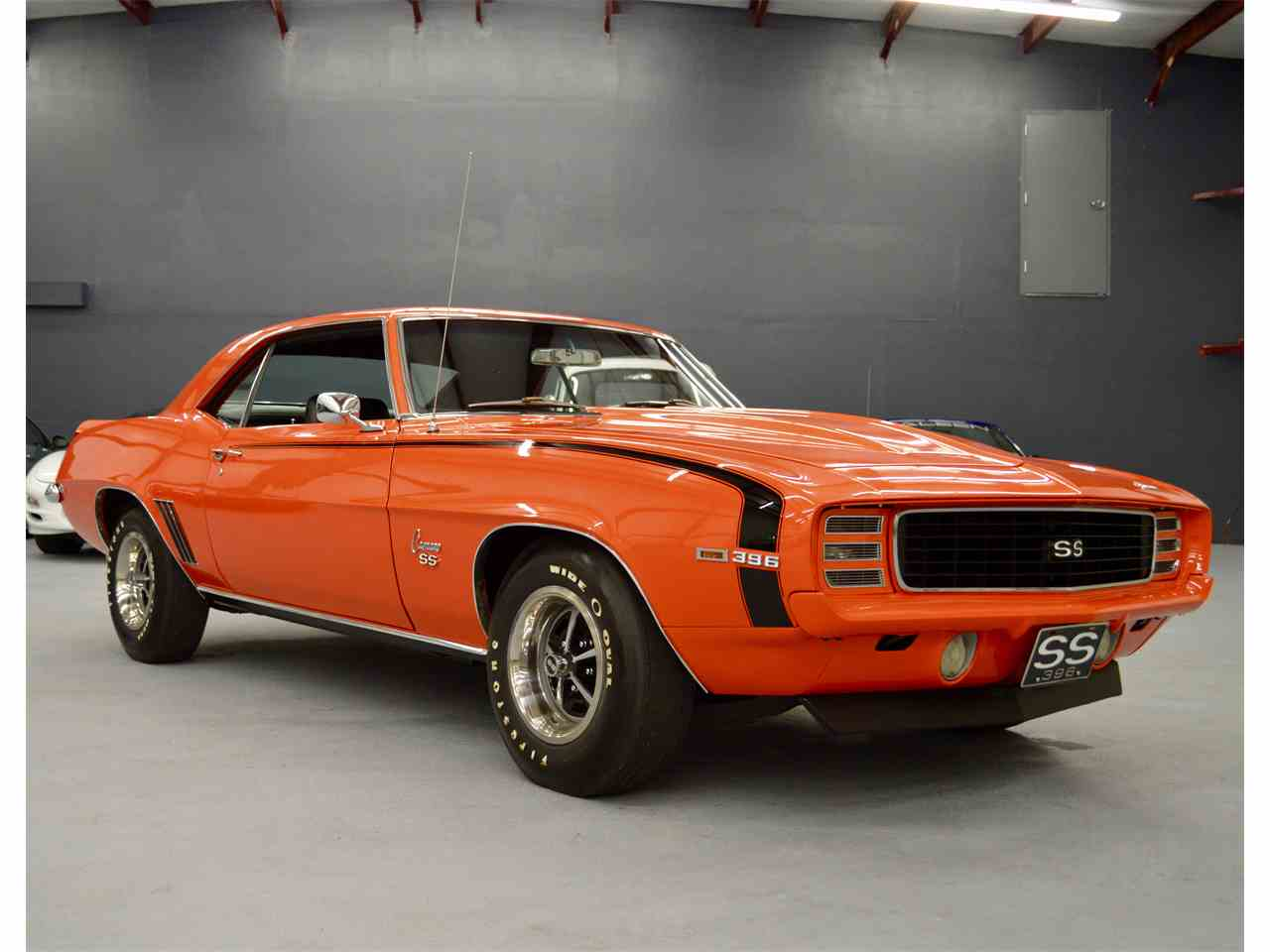 1969 Chevrolet Camaro Rs Ss For Sale Classiccars Com