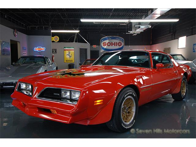 1978 Pontiac Firebird Trans Am | 905914