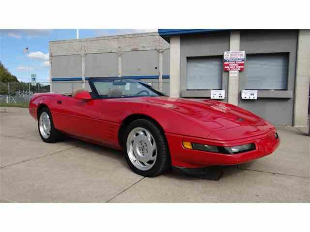 1992 Chevrolet Corvette (Shinoda/Mears) | 905919