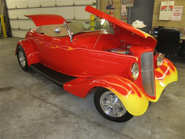 1934 Ford Roadster | 905927